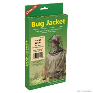 Photo of a bug jacket carton