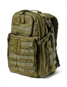 Photo of a bug out bag