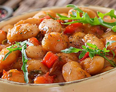 This Italian-Style Bean Salad is The Perfect Vegetarian Meal   ultimatepreppingguide.com