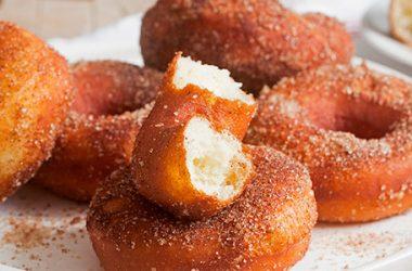 Homemade Cake Doughnuts? The Perfect Dessert You Need! [Recipe]   ultimatepreppingguide.com