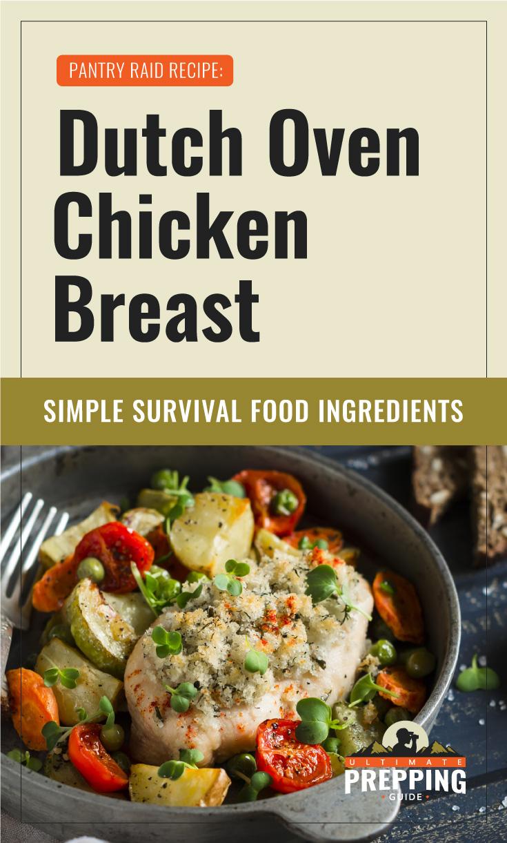 Dutch Oven Chicken Breast Recipe