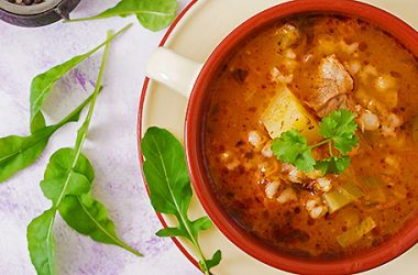 This Pantry Beef Soup Is Just What You Need Tonight [Recipe]   ultimatepreppingguide.com