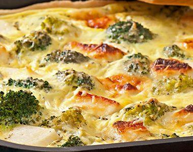 Easy Dinner Idea: Quick Broccoli Casserole   ultimatepreppingguide.com