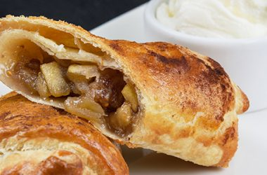 A New Dessert You'll Love: Easy Apple Enchiladas [Recipe]   ultimatepreppingguide.com